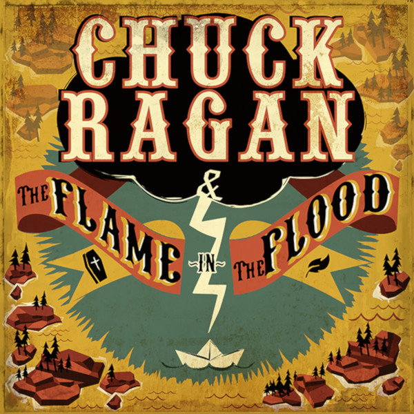 Flame in the Flood album cover