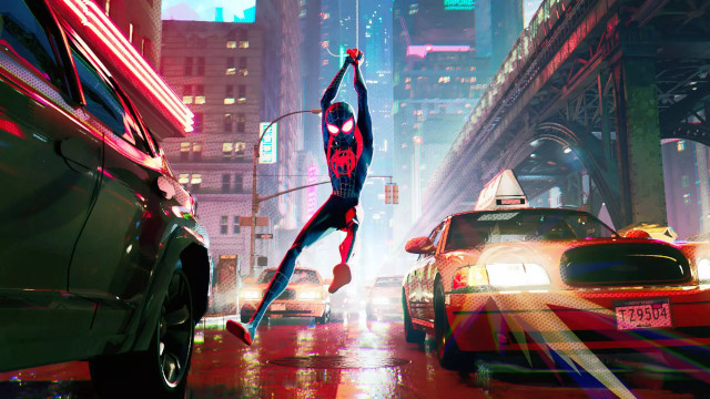 The comic-inspired and personality-rich visuals of Spider-Man